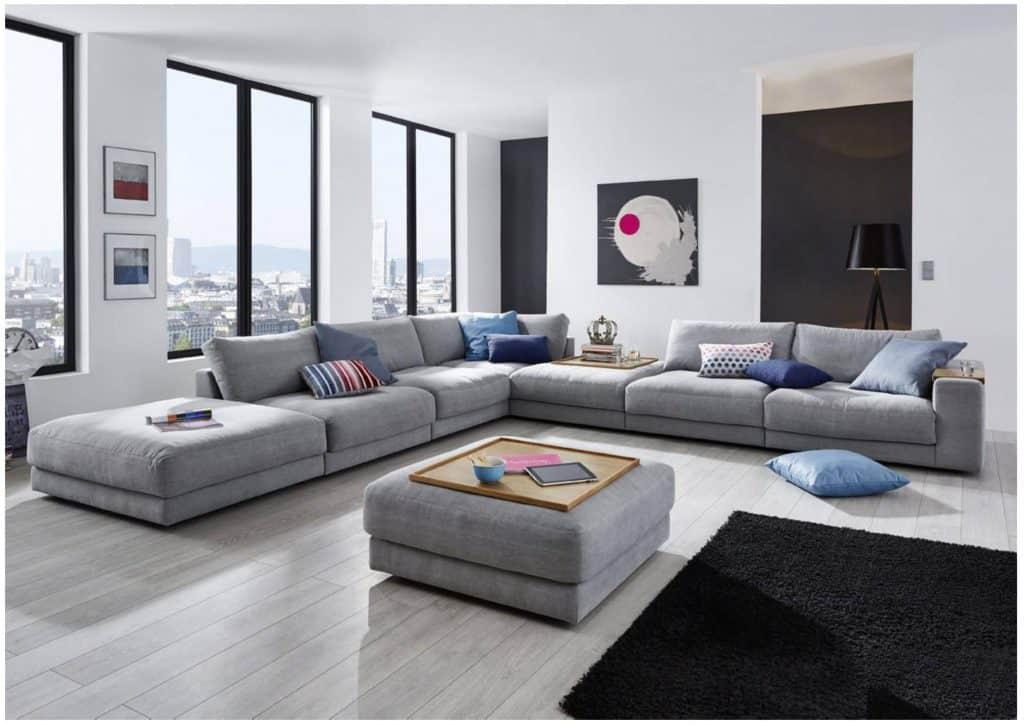 Sal n minimalista c mo son los sof s minimalistas vittello - Mesas para el sofa ...