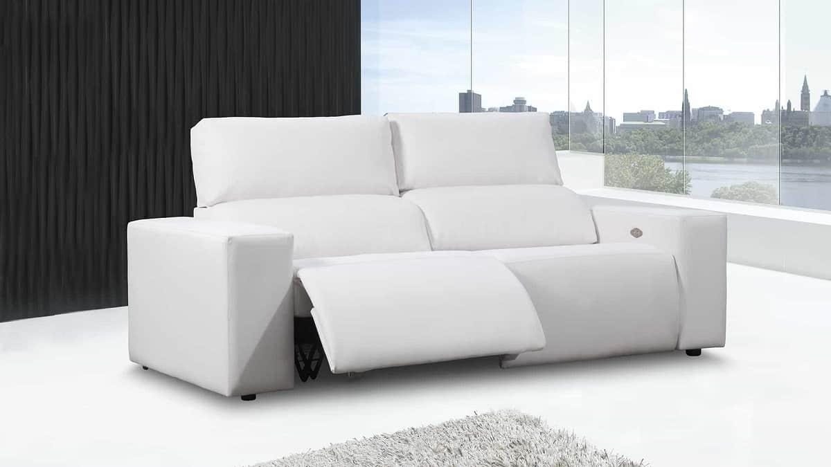 sofa minimalista salón